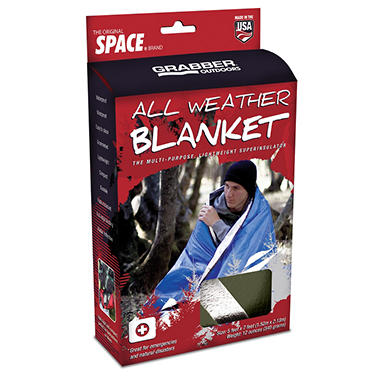 SPACE All Weather Blanket - Olive
