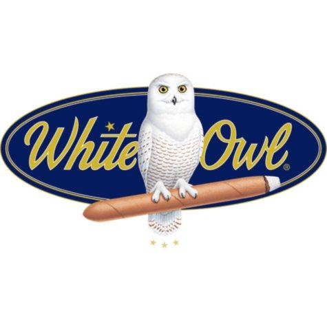 White Owl Cigarillos Silver - 60 ct.
