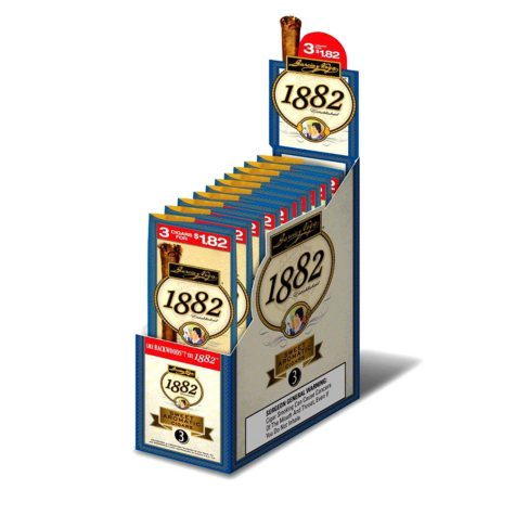 Garcia y Vega 1882 Sweet Aromatic Cigars, Prepriced 3 for $1.82 (30 ct.)