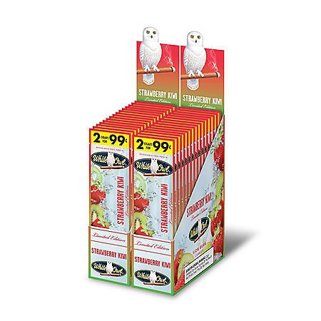 White Owl Strawberry Kiwi 2 for $.99 (30/2pk., 60 ct.)