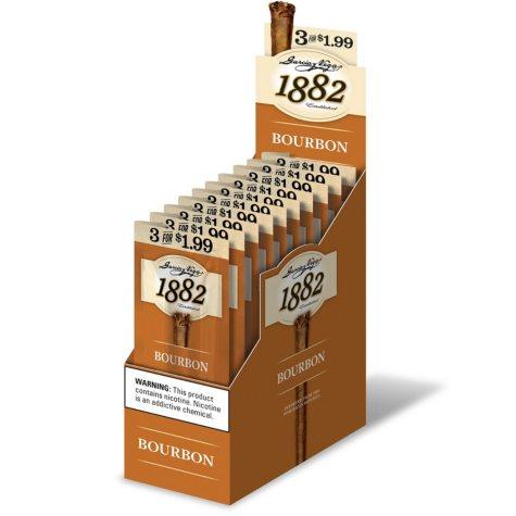 1882 Garcia Y Vega Bourbon Cigar (3 pk., 10 ct.)