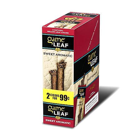 Garcia Y Vega Game Black Cigarillos, $0.69 (25 ct.)