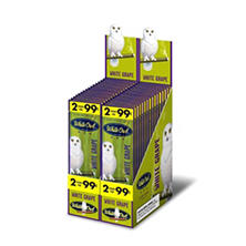 White Owl Cigars, White Grape, Prepriced 2/$0.99 (2 pk., 30 ct.)