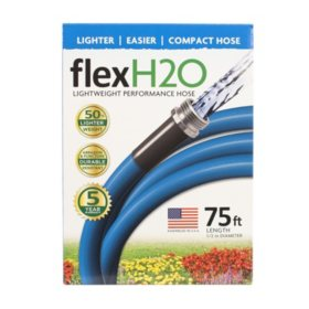 flexH2O 75ft Lightweight Performance Hose