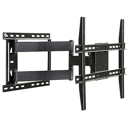 "Atlantic Full Motion Mount for 37"" to 84"" TVs, extends 21.50"""