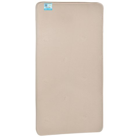 Sealy Nature Couture Cotton Bliss 2-Stage Mattress, Organic Cotton