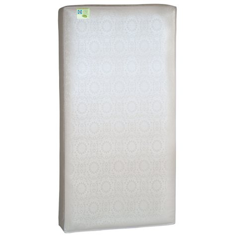 Sealy Soybean Everedge Waterproof Infant/Toddler Crib Mattress