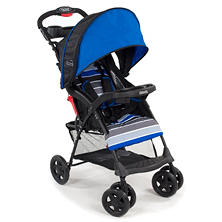 Kolcraft Cloud Sport Lightweight Stroller, Royal Blue