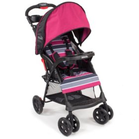 Kolcraft Cloud Sport Lightweight Stroller, Orchid Purple