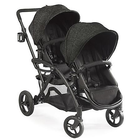 Contours Options Elite Tandem Stroller (Choose Your Color)