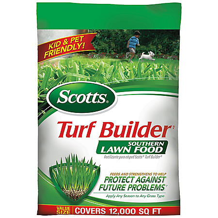 Scotts Turf Builder Southern Lawn Food F