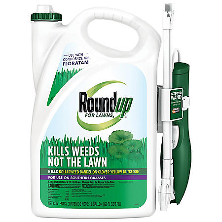 Roundup for Lawns Ready to Use, Southern (Value 2-Pack)