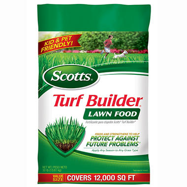 Scotts Turf Builder Lawn Fertilizer
