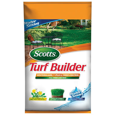 Scotts® Turf Builder® with Plus 2 Weed Control
