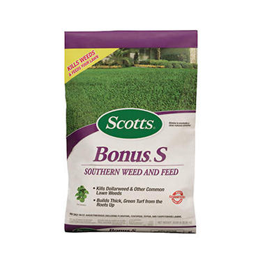 Bonus® S Southern Weed and Feed