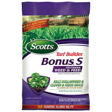 Scotts Turf Builder Bonus S Southern Weed & Feed2
