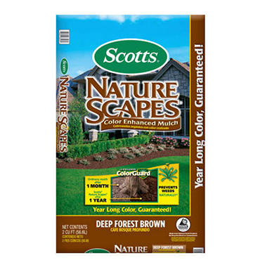 Scotts® Nature Scapes® Deep Forest Brown
