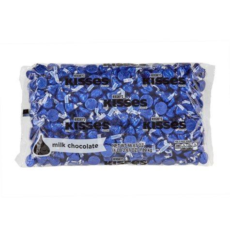 Kisses Milk Chocolates Dark Blue (66.7 oz.)