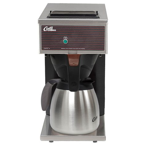 Curtis Pourover Thermal Carafe Coffee Brewer