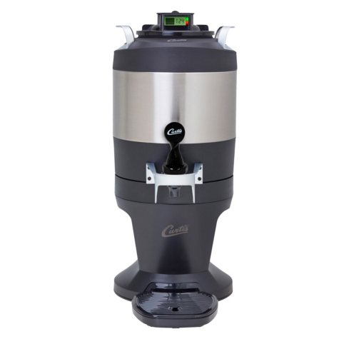 Curtis 1 Gallon Thermal FreshTrac Dispenser w/ Lockable Base