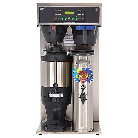 Curtis G3 Twin Coffee Tea Combo Brewer