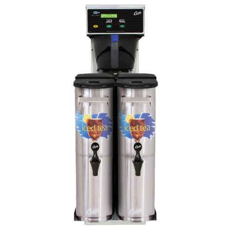 Curtis G3 Iced Tea Brewer, Rotating Brew Basket