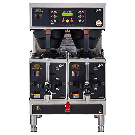 Curtis G3 Twin IntelliFresh 1.5 Gallon Brewer