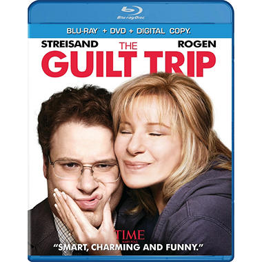 The Guilt Trip (Blu-ray + DVD + UltraViolet) (Widescreen)