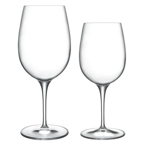Luigi Bormioli 8-Piece Break-Resistant Stemware Set