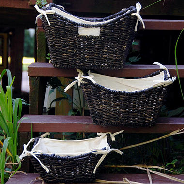 Scoop Basket Set - 3 pc.
