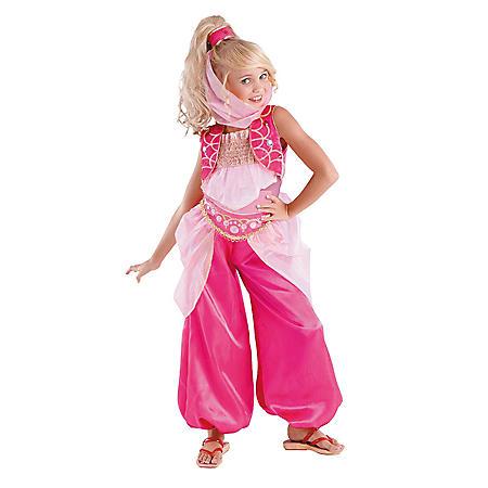 Barbie Genie Costume - Size 4-6
