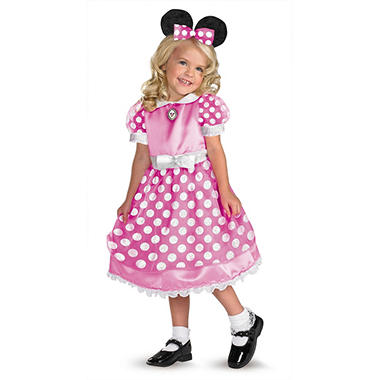 Clubhouse Minnie Mouse Toddler Costume - Size 2T  sc 1 st  Samu0027s Club & Clubhouse Minnie Mouse Toddler Costume - Size 2T - Samu0027s Club