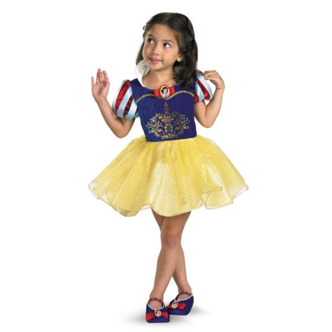 Snow White Toddler Costume - Size 4-6