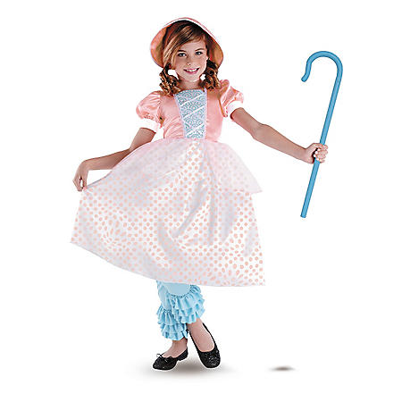 Toy Story Bo Peep Costume - Size 3-4T