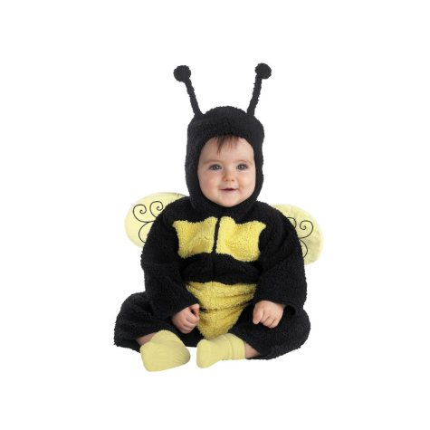 Buzzy Bumblebee Costume - 12-18 Months