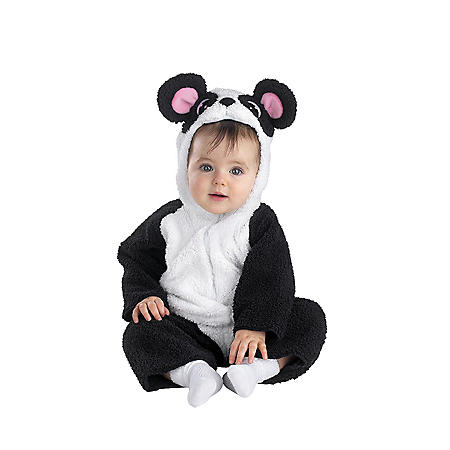 Petite Panda Costume - 12-18 Months