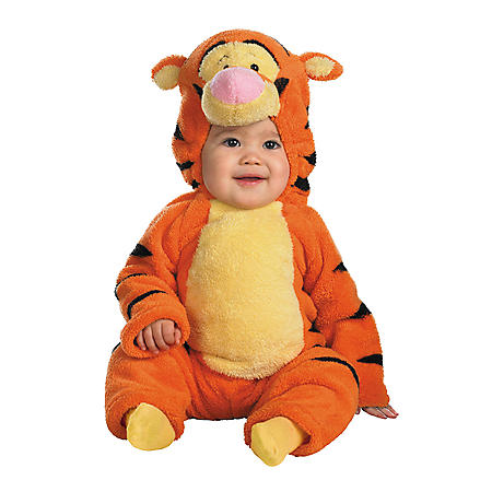 Tigger Toddler Costume - Size 2T