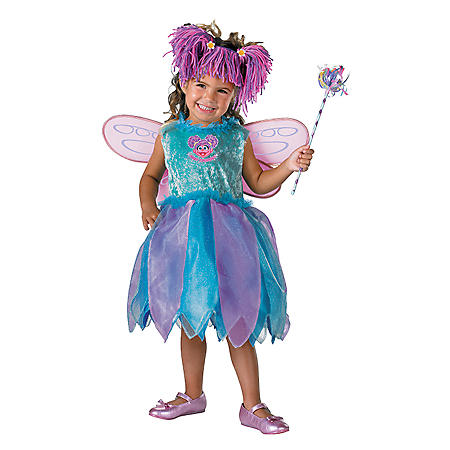Abby Cadabby Deluxe Costume - Size 3-4T