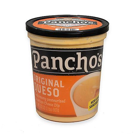 Pancho's Cheese Dip (32 oz.)