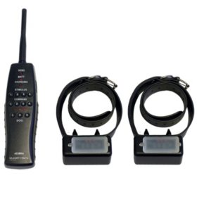 Smarty Pets Remote 2-Dog Trainer