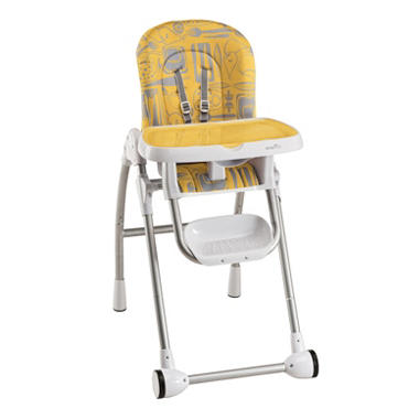 Evenflo Modern 200 Highchair - Tangerine