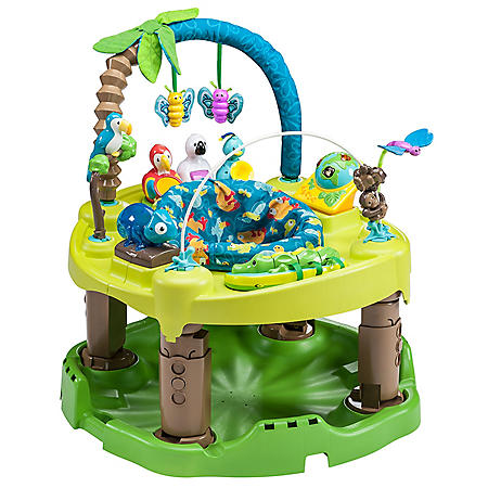 Evenflo Exersaucer Triple Fun Bouncing Activity Saucer, Life in the Amazon