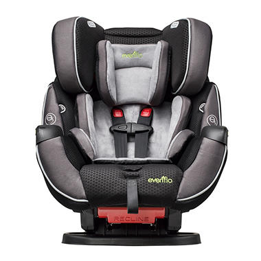 Evenflo Symphony Elite All In One Car Seat Choose Your Color
