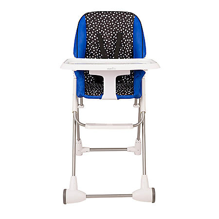Evenflo Symmetry Flat Fold High Chair (Choose Your Color)