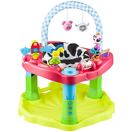 Evenflo Exersaucer Bouncing Activity Saucer