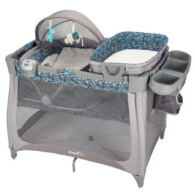 Evenflo Arena 4-in-1 Playard, Dash