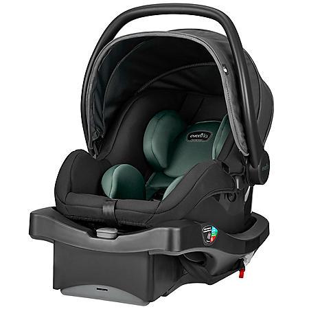 Evenflo LiteMax DLX Infant Car Seat (Choose Your Color)