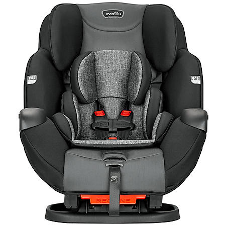 Evenflo Symphony Sport All-in-One Car Seat (Choose Your Color)