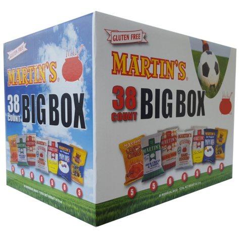 Martin's Big Box Variety Pack (38 ct.)