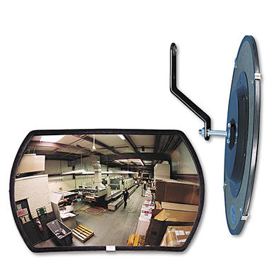 See-All Convex MirrorSee All - 160 degree Convex Security Mirror - 18
